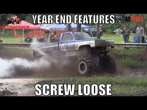 SCREW LOOSE CHEVY MEGA TRUCK FEATURE 2018