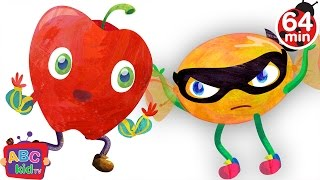 Fruit Song (2D) | +More Nursery Rhymes & Kids Songs - CoCoMelon