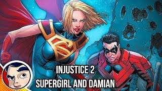 """Injustice 2 """"Damian switches sides?"""" - Complete Story"""