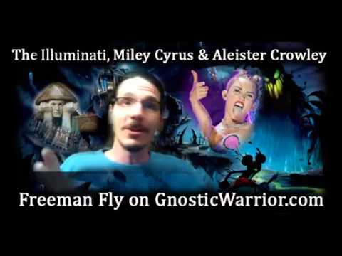 Baixar Miley Cyrus, The Illuminati and Aleister Crowley With Freeman - Gnostic Warrior #24