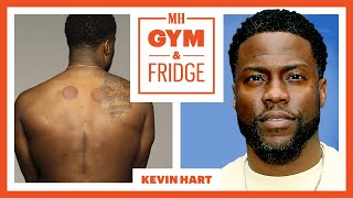 Kevin Hart Shows His Gym & Fridge | Gym & Fridge | Men's Health