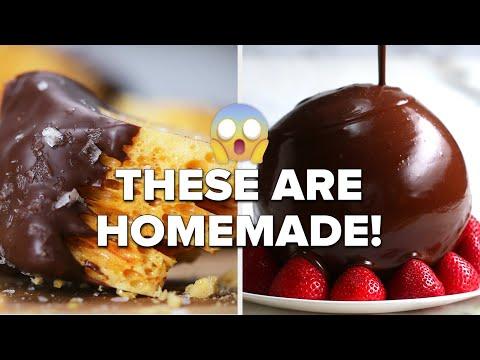 Homemade Restaurant-Style Desserts ? Tasty Recipes