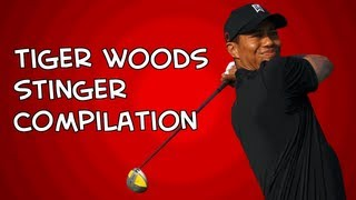 Tiger Woods Stinger Compilation
