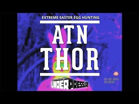 ATN Thor Thermal HD Review and EXTREME EASTER EGG HUNTING!!!