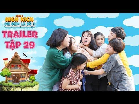 Gia đình là số 1 Phần 2 |trailer tập 29: Gia đình bà Liễu bỗng trở mặt chỉ vì giải thưởng