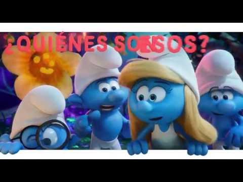 Los Pitufos: La aldea desconocida - Teaser trailer espa�ol (HD)