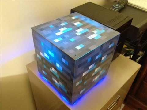 Minecraft Block Computer Case Youtube