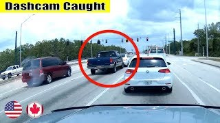 Ultimate North American Cars Driving Fails Compilation - 223 [Dash Cam Caught Video]