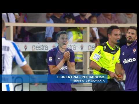 Fiorentina vs Pescara Calcio
