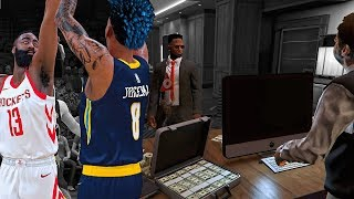 Demanding The GM To Trade Me | James Harden 60 Point Triple Double Challenge | NBA 2k18 MyCareer #46