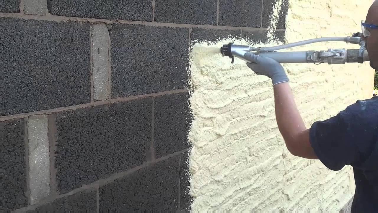 Spray Render Pft Minijet Monocouche Youtube