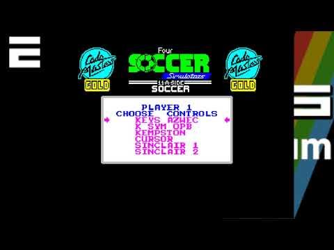 Juegos de Fútbol Zx Spectrum