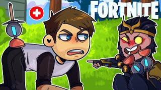 TROLLED By A 10-YEAR-OLD in Fortnite: Battle Royale (Fortnite Funny Moments and Fails)