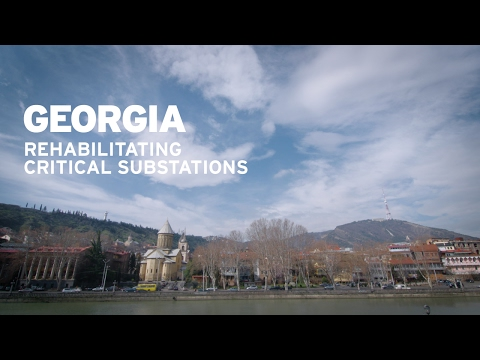 Georgia—Rehabilitating Critical Substations