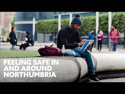 Staying Safe in Newcastle | Northumbria University, Newcastle