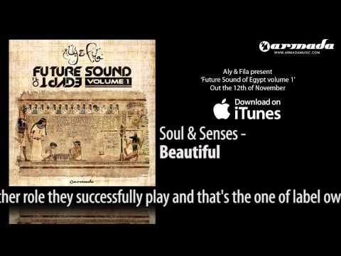 CD1.03.Soul & Senses - Beautiful [Future Sound Of Egypt Volume 1]