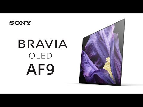 First Look: BRAVIA OLED AF9 – MASTER Series TV