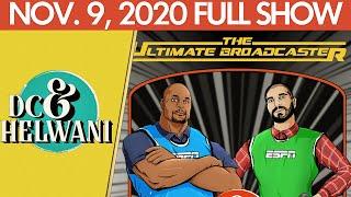 DC & Helwani (November 9, 2020) | ESPN MMA