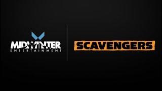 Scavengers - Announce Video