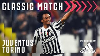Juventus v Torino   Cuadrado Stars in Epic Derby Classic!   Classic Match Powered by Adidas