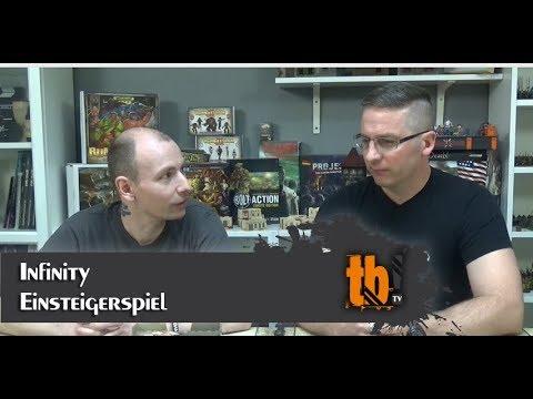 Infinity Einsteigerspiel [TB-TV #102]