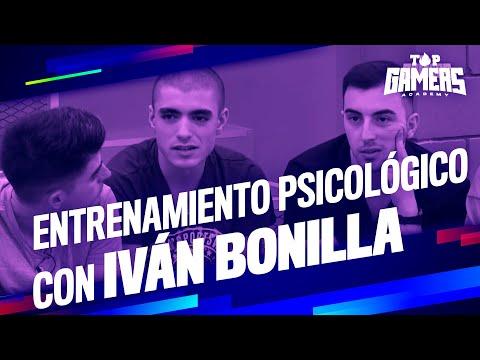 CLASE de PSICOLOGÍA con IVÁN BONILLA | TOP GAMERS ACADEMY