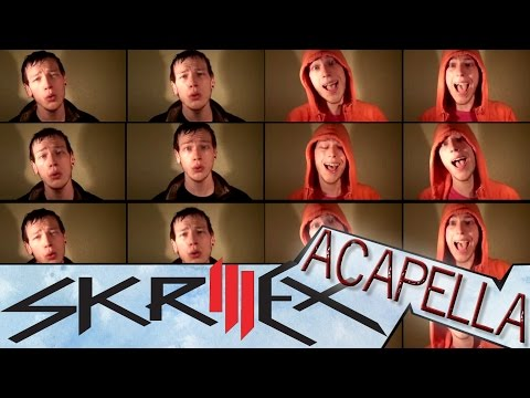 Baixar Skrillex - aCapella !! First Of The Year (Equinox) - A Cover Parody Tribute By Dan-Elias Brevig.