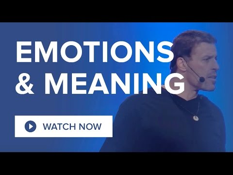 Your Beliefs Create Your World | Tony Robbins