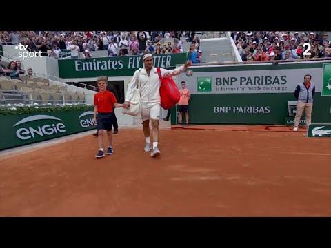 Roland-Garros 2019 - Federer, inauguration, exploit : l'essentiel du 26 mai