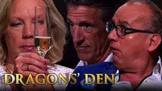 """Wait, You've Got a 90% Shareholder That Isn't Here?""   Dragons' Den"