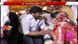 Celebs, politicians attend director Krish marriage..