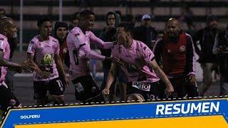 Resumen: Sport Boys vs. Deportivo Binacional (2-1)