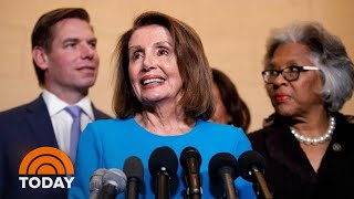 Nancy Pelosi Nominated As Speaker By House Democrats | TODAY