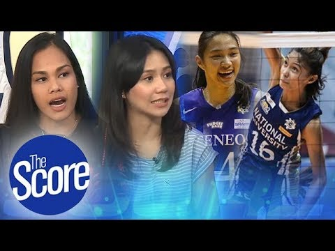 NU Upsets Lady Maroons, Ateneo Gets 5th Win | The Score
