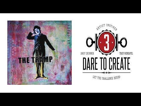 dare 2 create 3 Poster