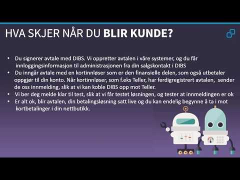 Webinar: Kom i gang med online betaling