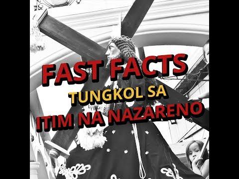 Fast facts tungkol sa Itim na Nazareno