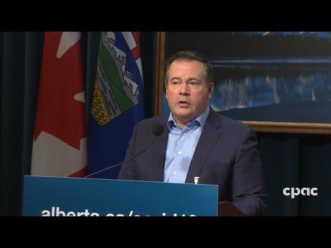 Alberta Premier Jason Kenney on Keystone XL, province's COVID-19 vaccine supply – January 18, 2020