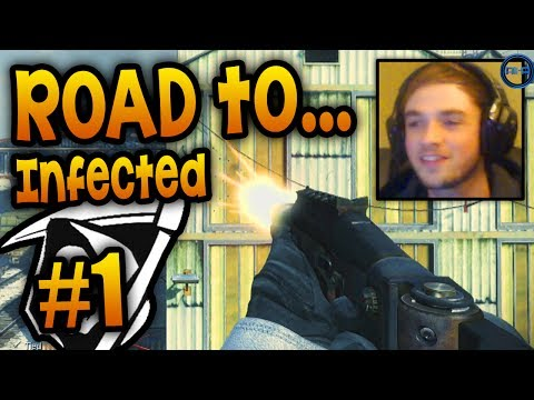 """HOLD THE FORT!"" - Road To - KEM Infected #1 LIVE W/ Ali-A! - (Call Of Duty: Ghost Gameplay) - Smashpipe Games"