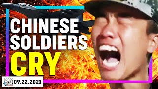 China Steals Hollywood Movies For Own Propaganda; Chinese Soldiers Crying While Sent to India Border
