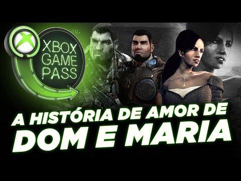A história de amor de Dom e Maria | Gears of War