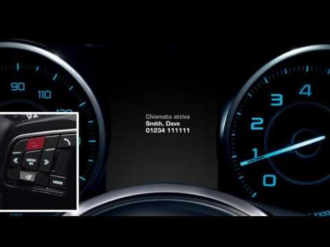 Jaguar XE 16MY | InControl Touch – Comandi sul volante