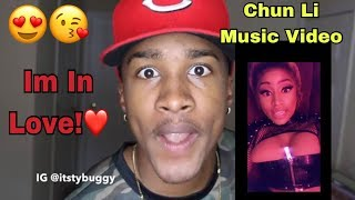 NICKI MINAJ - CHUN-LI  MUSIC VIDEO (REACTION)  *LMAO*
