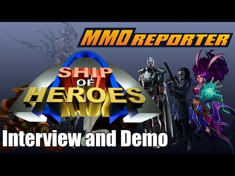 Ship of Heroes Preview - Demo and Interview