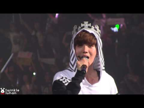140718 EXO The Lost Planet in Shanghai Peter Pan ☆ LUHAN focus