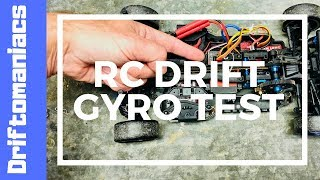 SkyRC $25 Gyro for RC Drifting - Does It Work Well?