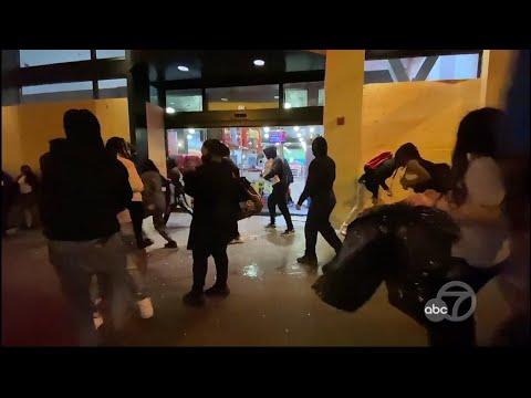 SF curfew plus looting, George Floyd protests continue in California