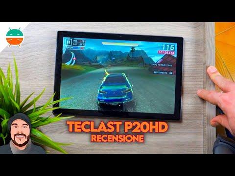 Recensione Teclast P20HD, un tablet Andr …