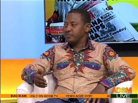 Badwam Mpensenpensenmu on Adom TV (28-2-17)