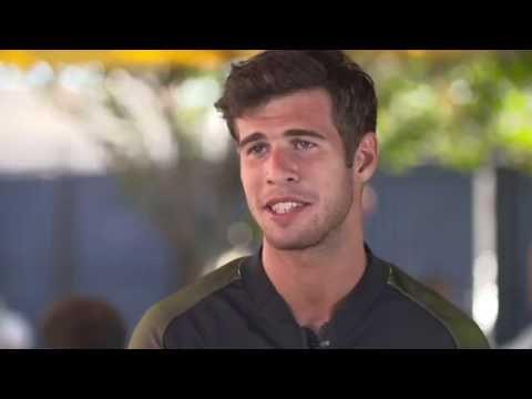 Khachanov Looks Back On Breakthrough US Open Win 2016